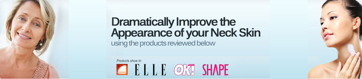 neck cream review banner